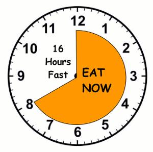 «Fasting» le jeûne intermittent !!